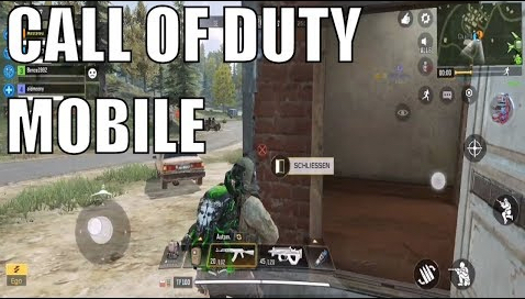 Call of Duty MOBILE Battleroyal Huawei p30 pro