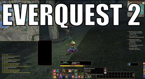 Everquest 2 leveling Warlock 24-25