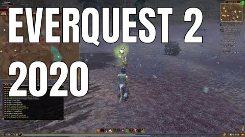 EverQuest II in 2020 free2play