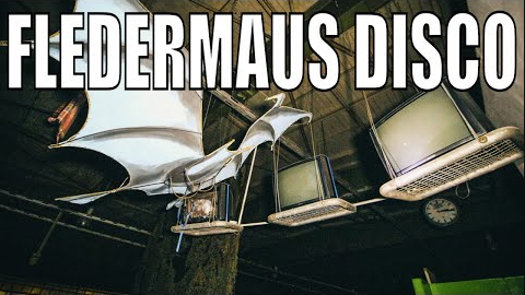 Lostplace Horror DIE Fledermaus Disco