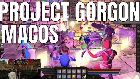 Project Gorgon RPG World Bosses MACOS
