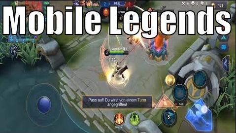 Mobile Legends Huawei p30 pro