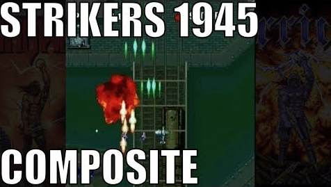 Strikers 1945 ( Sega Saturn )