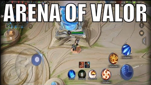 Arena of Valor Huawei p30 pro